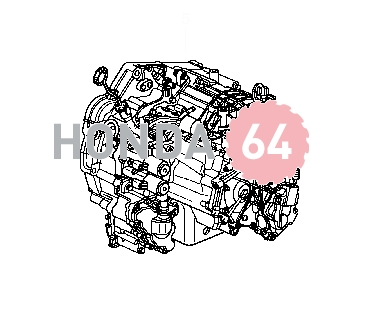 АКПП Honda Accord 8, 2.4L, 2012