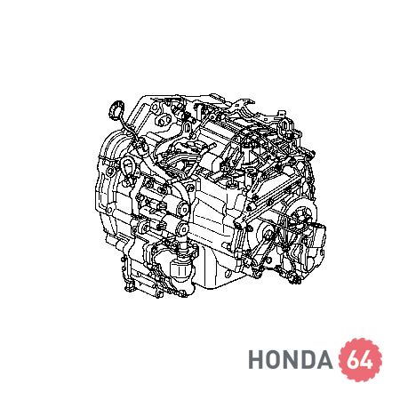 АКПП Honda Accord 7, 2.0L