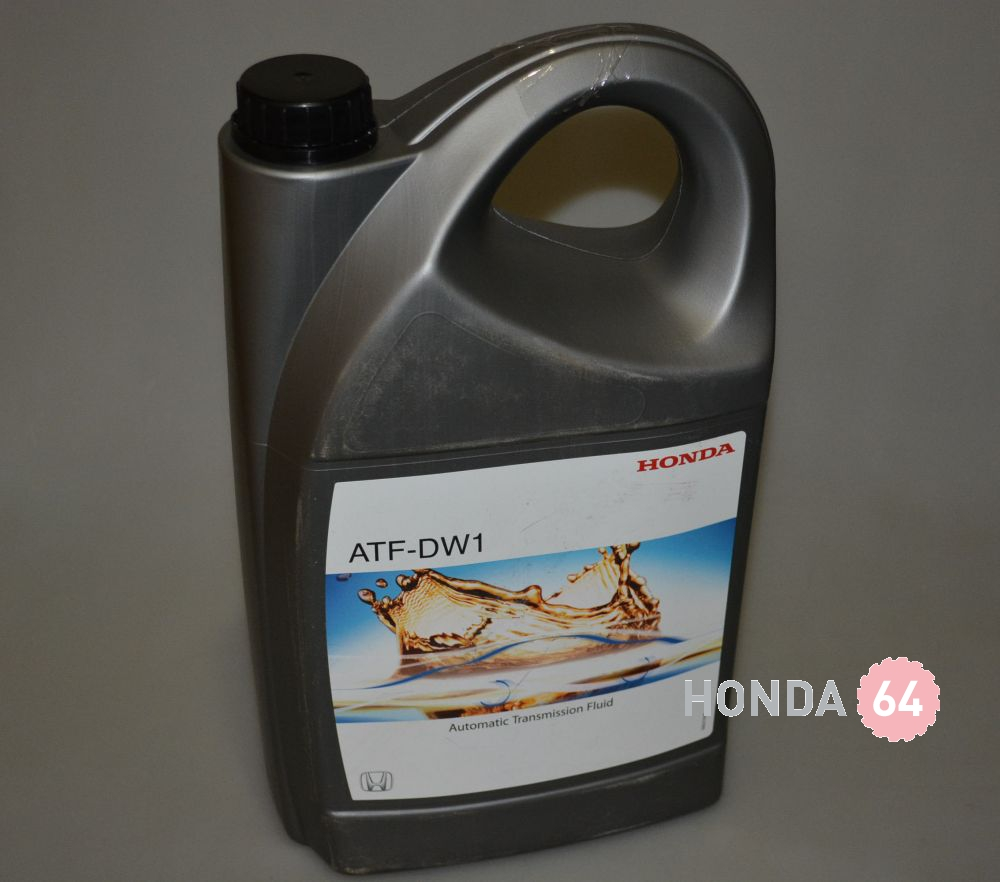 Масло АКПП Honda ATF-DW1 Europe 4L