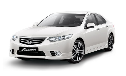 Honda Accord 2008-2012