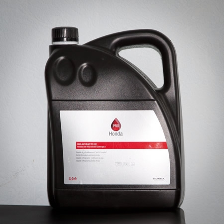 Антифриз HONDA COOLANT, 5L Europe (08CLAG026L1)